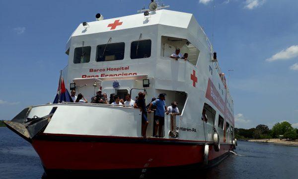 Krankenhausschiff Amazonas MZF
