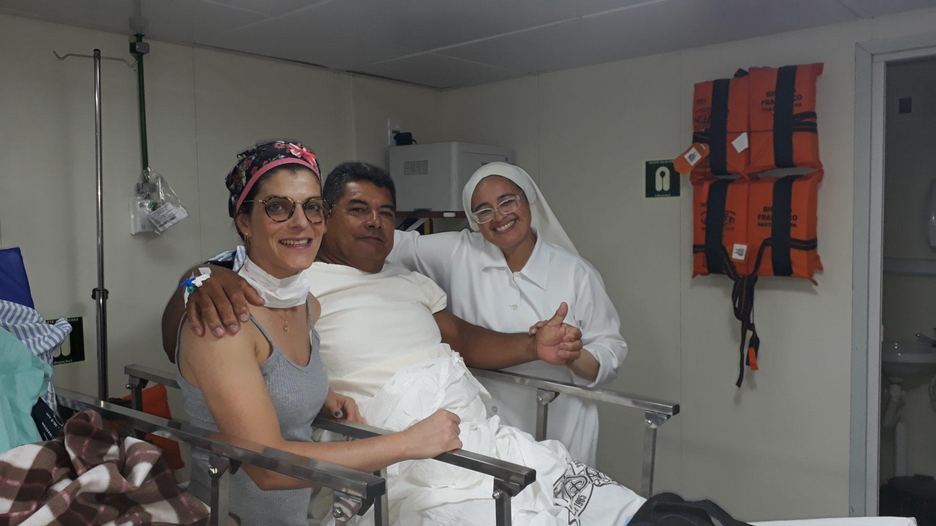 Krankenhausschiff amazonas