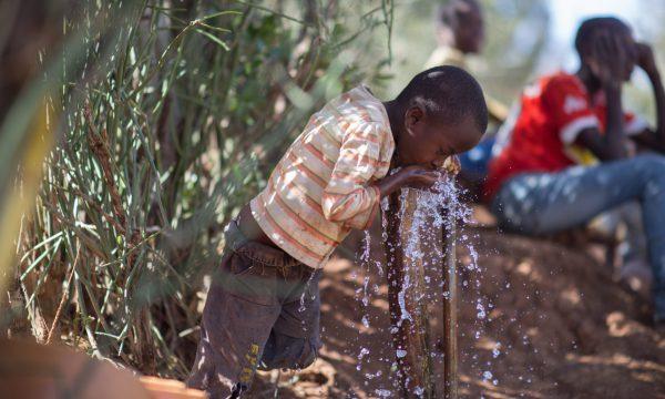 Wasser für die Grundschule in Babati