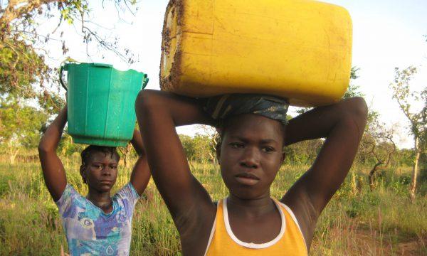 Sauberes Wasser für ein ganzes Dorf