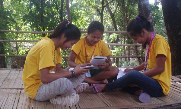 Philippinen Studenten MZF