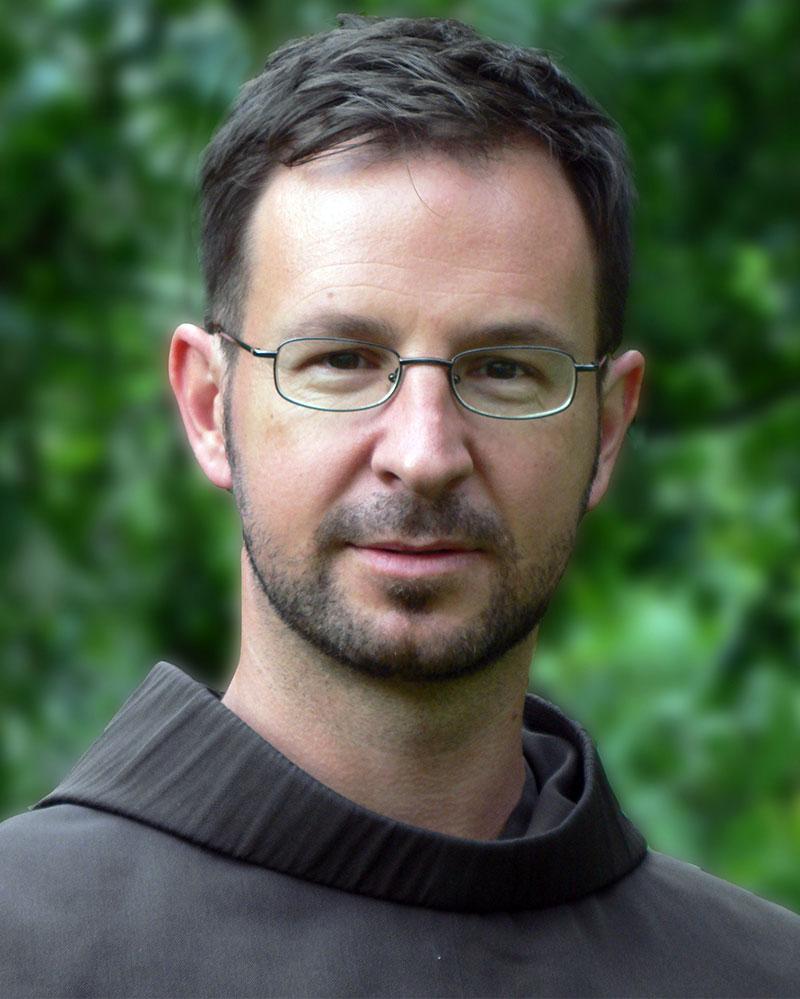 Missionszentrale der Franziskaner – P. Oliver Ruggenthaler OFM