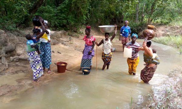 Wasser für Boudtenga