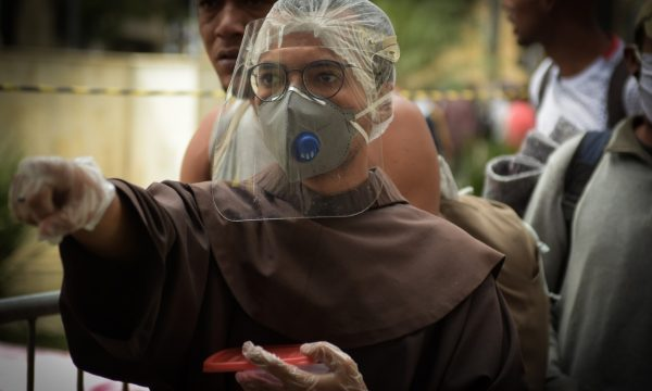 Hilfe in der Corona-Pandemie